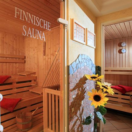 Hotel Briem, Sauna & Infrared cabine
