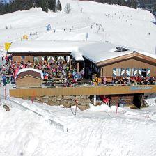 SkiWelt Hütte Hochbrixen