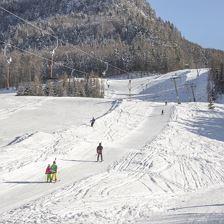 Skilift Lärchenhof