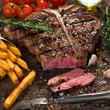 S4 Alm Restaurant Steak