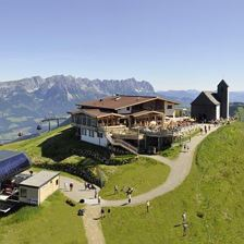 Bergbahnen Hohe Salve