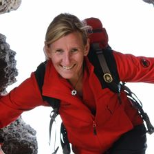 Hiking guide Elke Henke