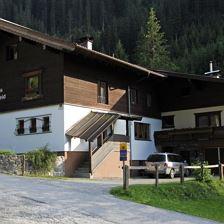 Alpengasthof Wegscheid