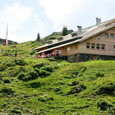 Neue Bamberger Hütte