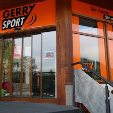 Gerry's Sport - Skiverleih