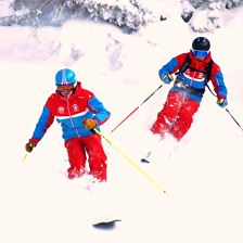 Ski school Kirchberg