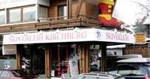 Skiverleih Kirchberg Zentrum