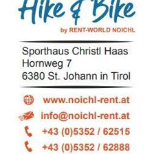 Hike & Bike by RENT-World Noichl