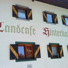 Landcafé Hinterkaiser