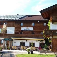Maierhof, Mountain Inn-Restaurant