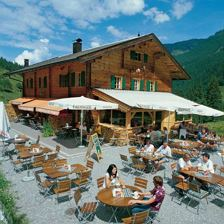 Gamskogelhütte, Mountain Restaurant