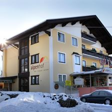 Alpenhof Winter