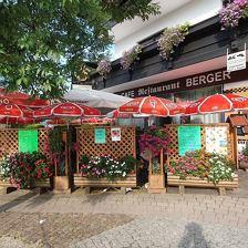 Berger, Restaurant