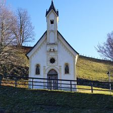 Stockermühlkapelle