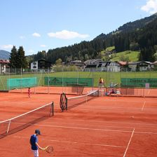 Tennis Court Westendorf