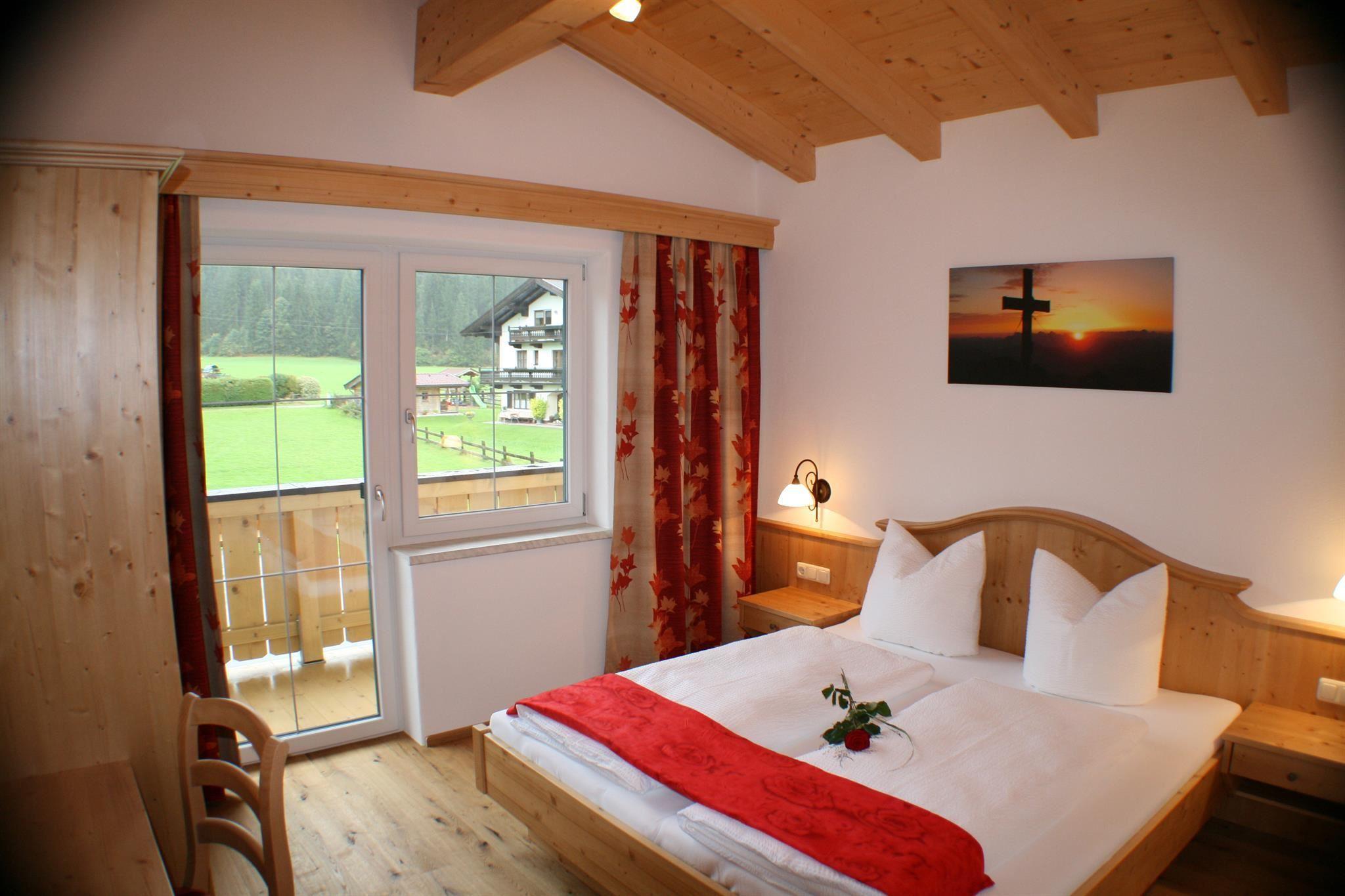 Ferienhaus 4 Schlafzimmer | Appartement Und Ferienhaus Hinterlechnerhof Westendorf