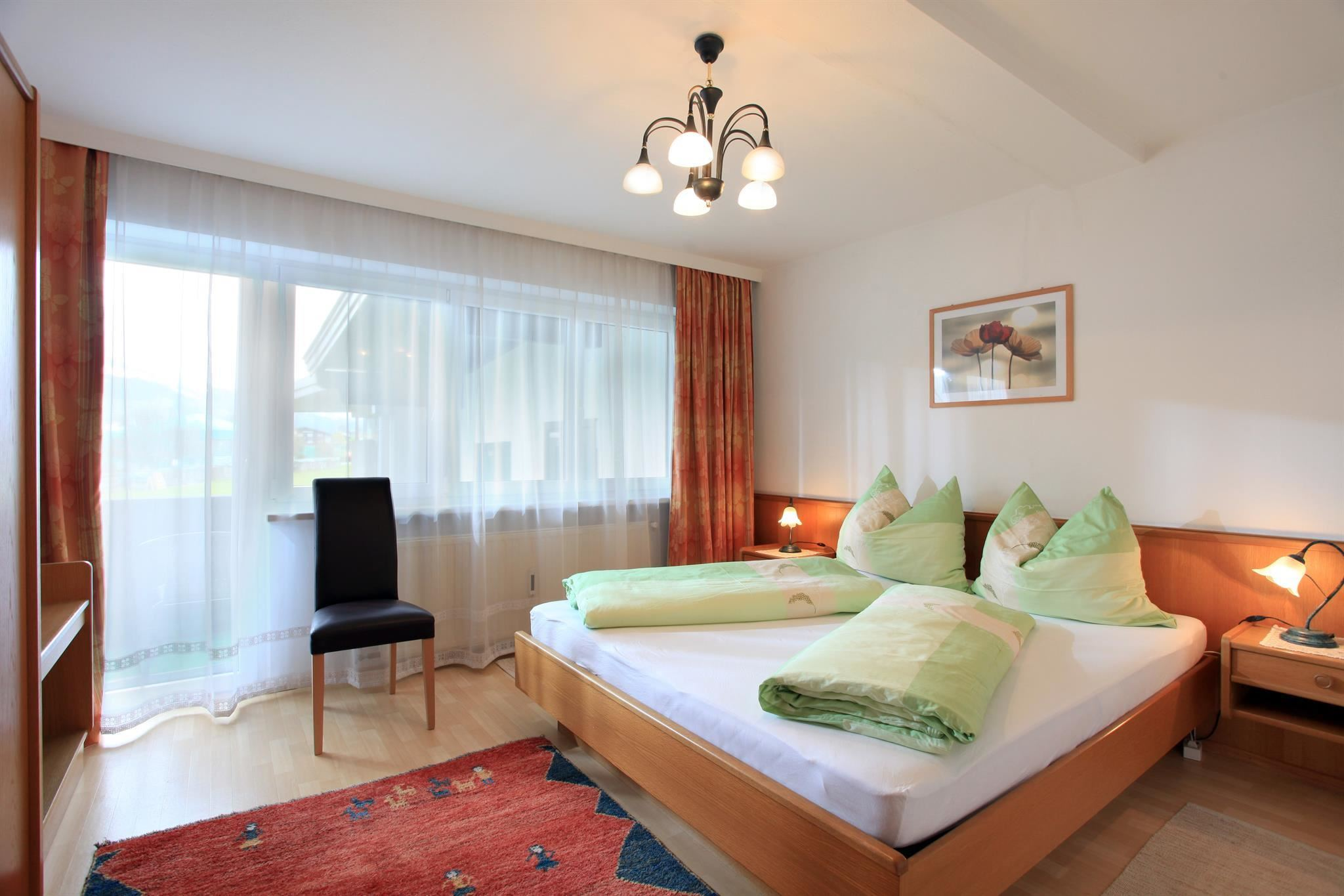 Haus Vera Westendorf - Schlafzimmer vera