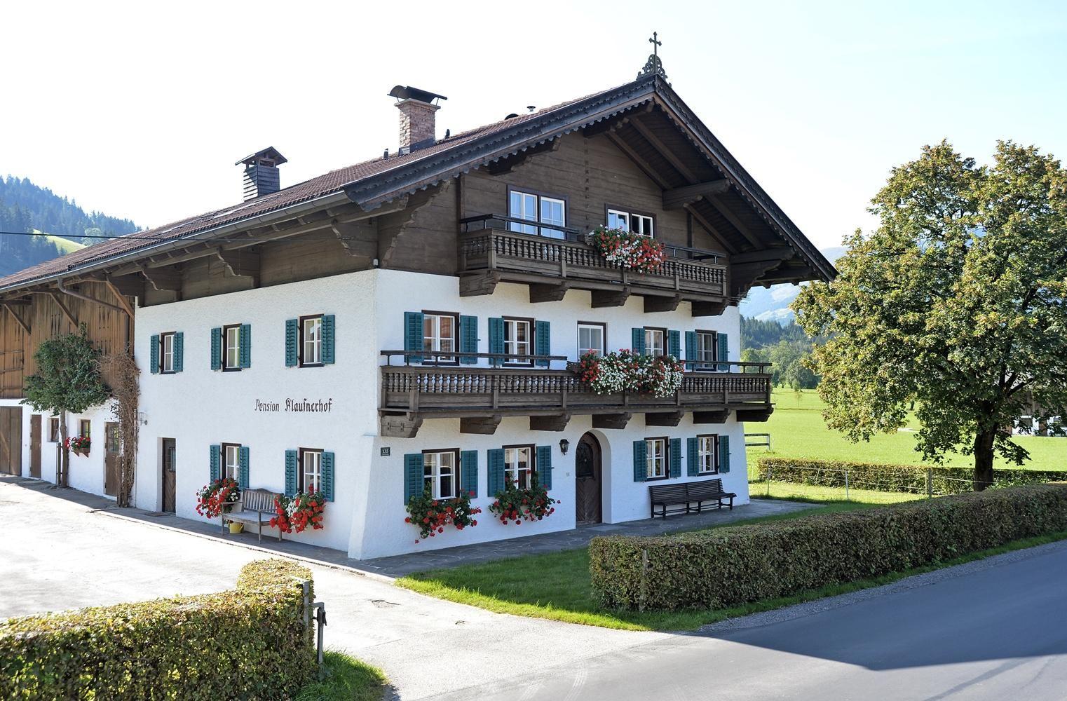 Fam. Schmid Grasslhof - Westendorf - in den Kitzbheler Alpen