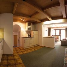 2-4 persons appartement