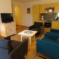 Apartment for two persons 45 m²
