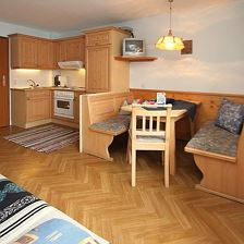 Apartment for five persons