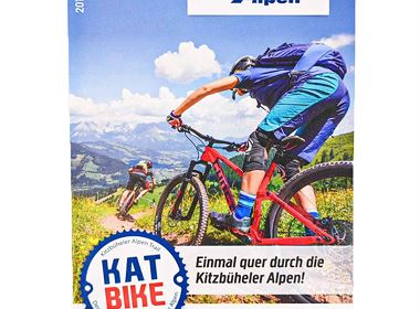 KAT-Bike: long-distance bike trail