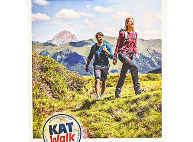 KAT-Walk: long-distance walking trail