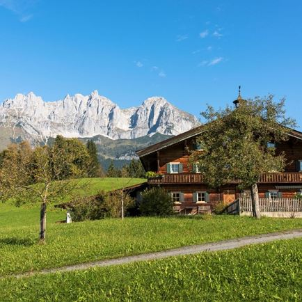 Oberndorf in Tirol – Going am Wilden Kaiser – St. Johann in Tirol