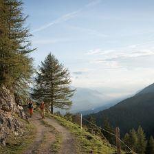 Eagle Walk Stage 05: Gasthof Buchacker - Pinegg