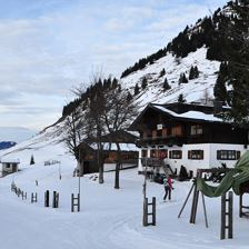Winter hiking Gasthof Eiserne Hand - Burgeralm