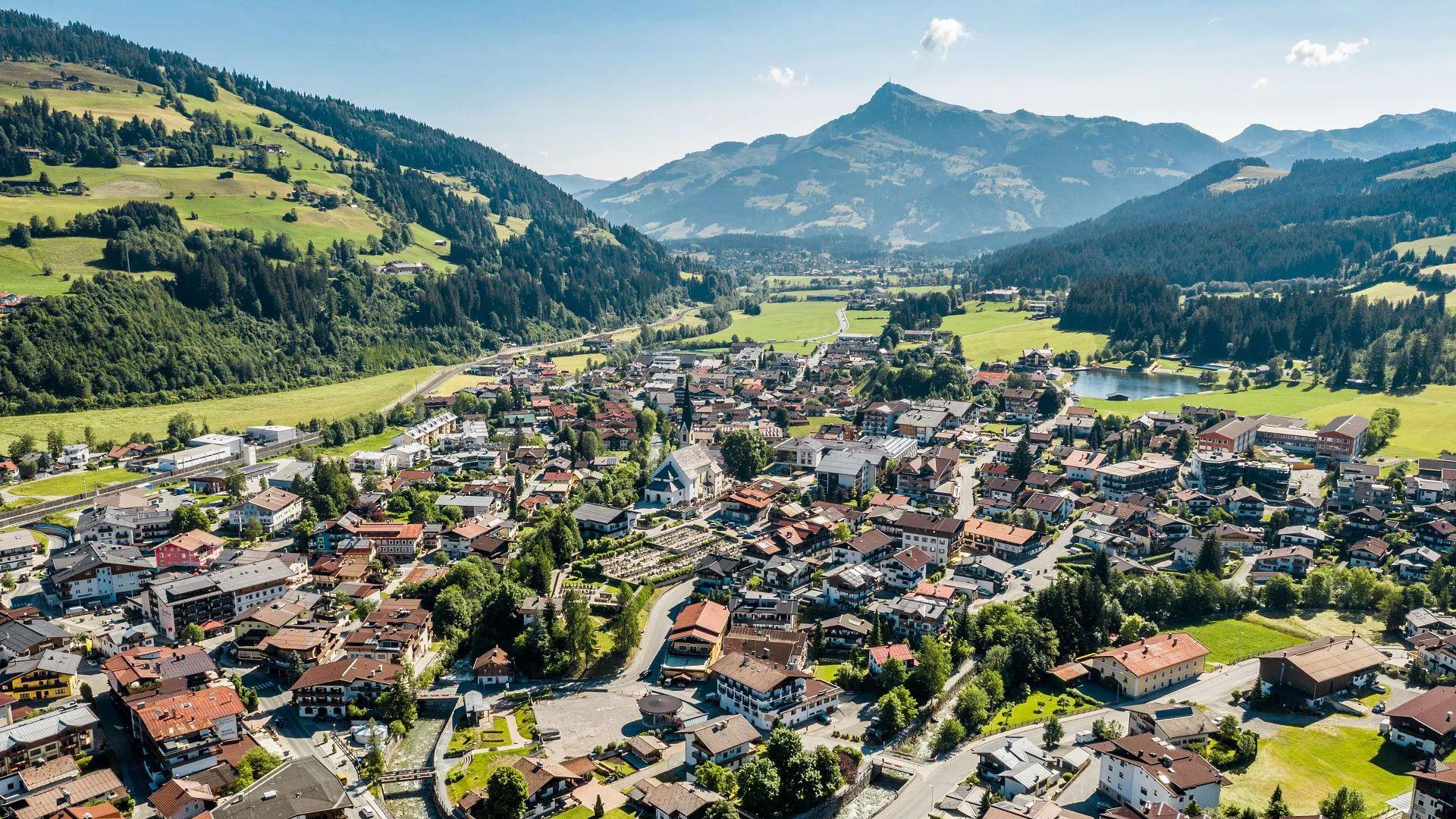 Tennis spielen im Brixental - in den Kitzbheler Alpen