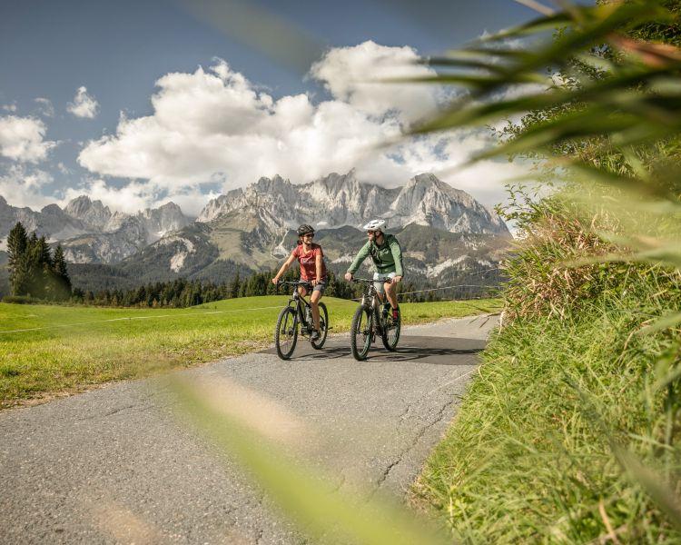 Routen & Touren Touch Info Point | Allgemein Kitzbühel