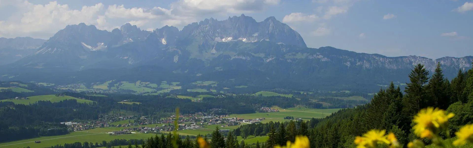 Hotel Penzinghof - Oberndorf in Tirol - in den Kitzbheler Alpen